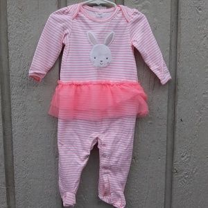 Bundle,2 Carter's girl onesies size 9M NWT